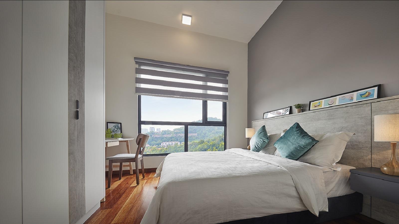 Type A Bedroom 01