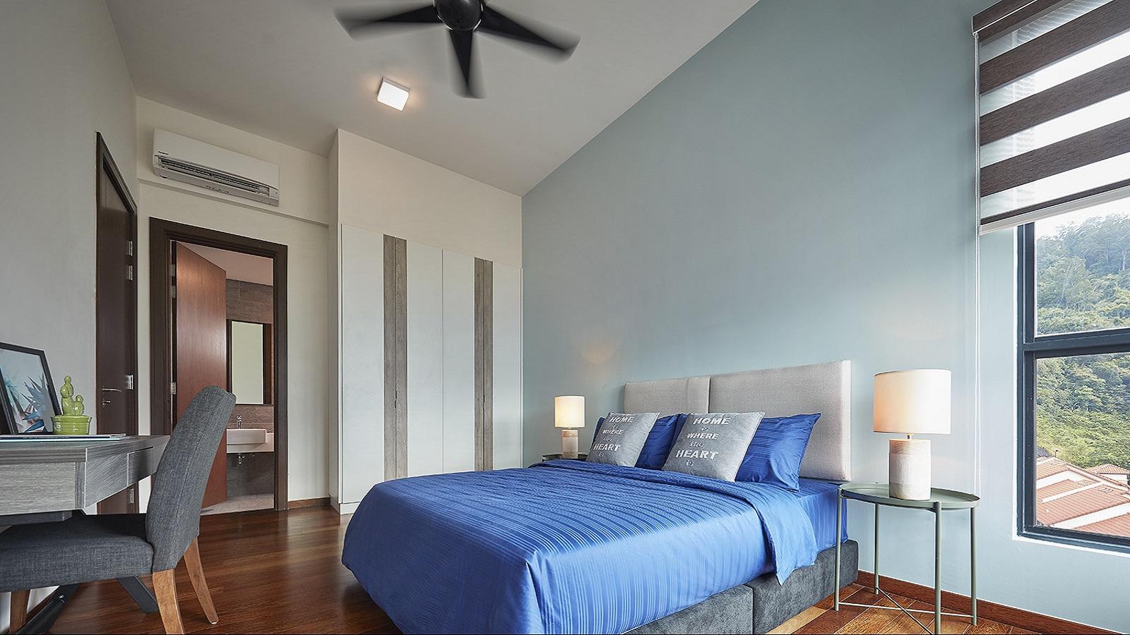 Type A bedroom 02