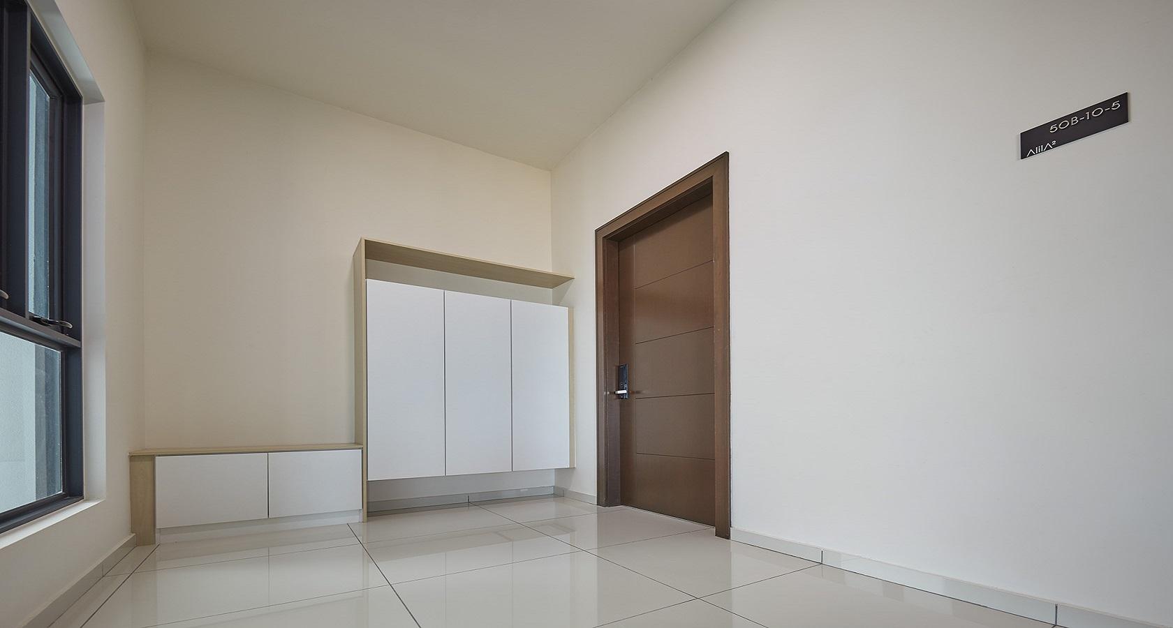 Type C Foyer